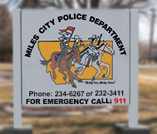 Miles City Police Department