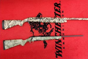Ruger & Winchester Rifles