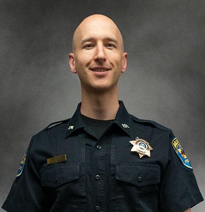 Officer Coy Sheets
