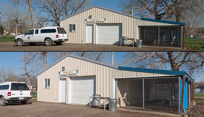 MCPD Animal Shelter