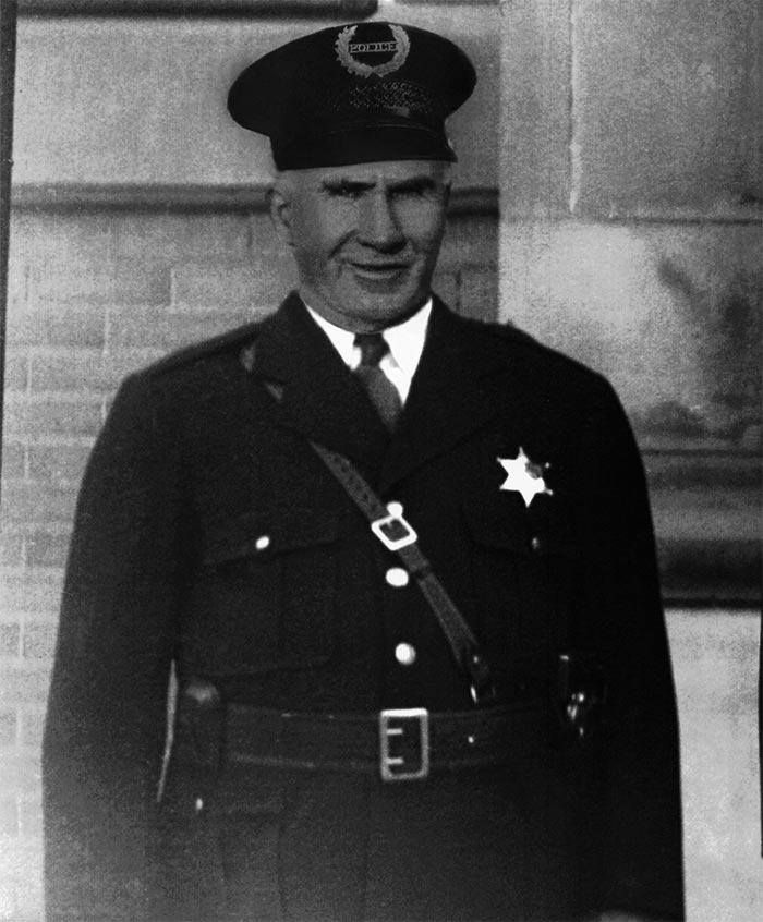 MCPD Officer James Fraser