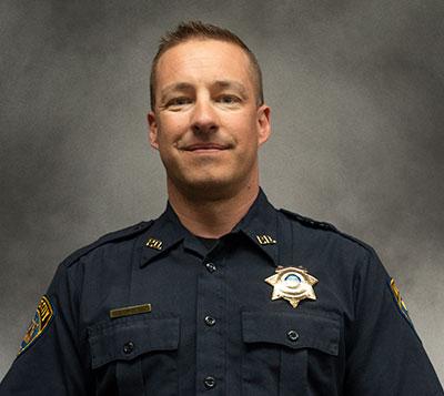 Officer Dustin Sloan