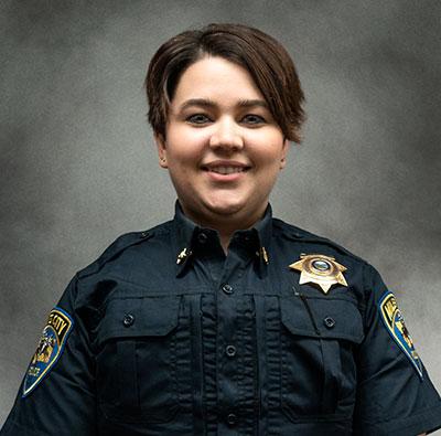 Officer Sydney Tharp