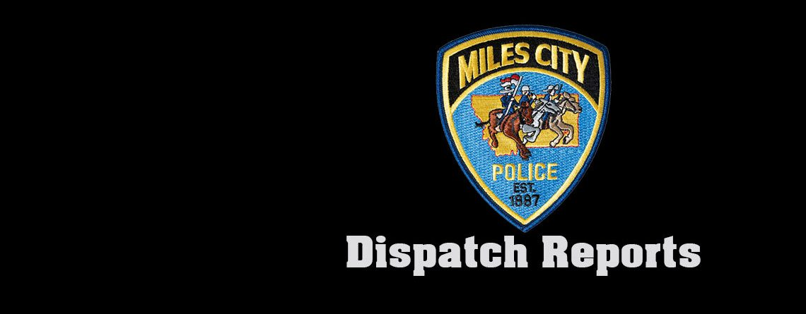 August 2019 Dispatch Report