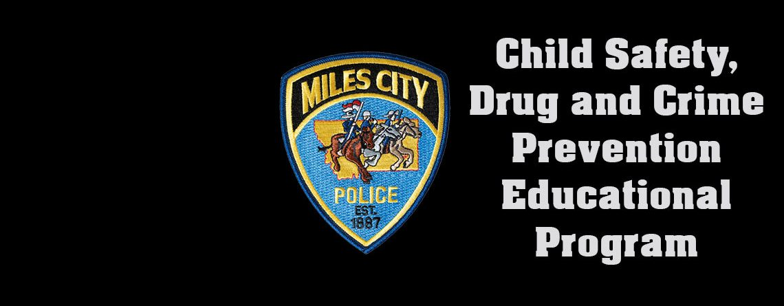 Child Safety, Drug and Crime Prevention Educational Program